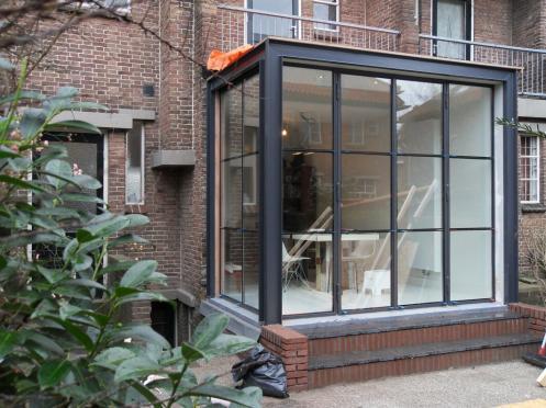Projecten gerealiseerd van ginneke architectuur - Moderne verdieping ...